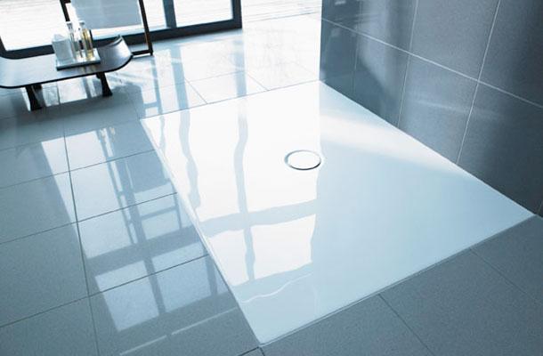 Receveur de douche extraplat pour la r novation for Antiderapant douche italienne