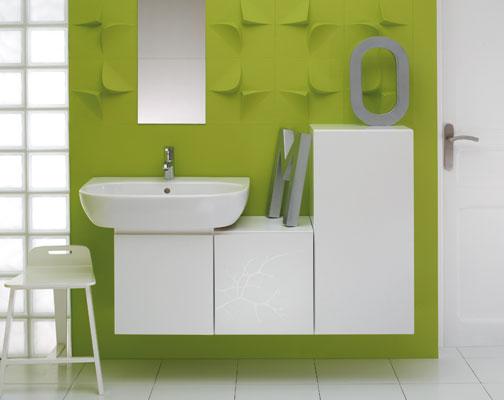Meubles de salle de bains minimalistes  Inspiration bain