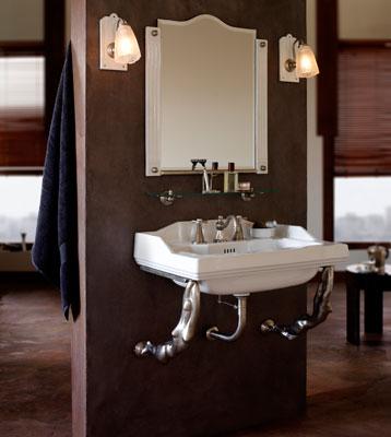 herbeau met de l 39 art dans votre salle de bains inspiration bain. Black Bedroom Furniture Sets. Home Design Ideas