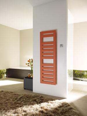 Les radiateurs s che serviettes jouent les vedettes inspiration bain - Temperature ideale salon ...