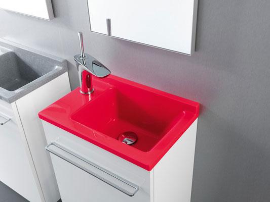 meubles de salle de bains pour petits espaces inspiration bain. Black Bedroom Furniture Sets. Home Design Ideas