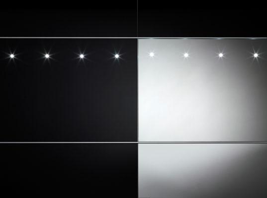 Une paroi de verre pour d corer ses murs inspiration bain - Paroi de douche lumineuse ...