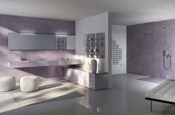 Meubles De Salle De Bains Artelinea Spécialiste Du Verre - Meuble de salle de bain design italien