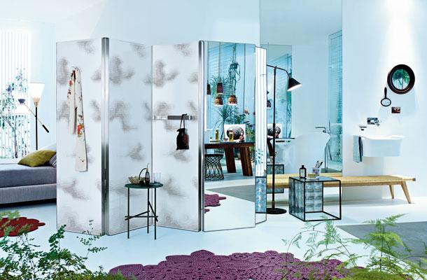 radiateur de salle de bains