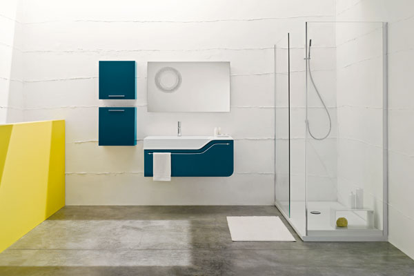 Meubles de salle de bains pour petits espaces - Meuble pratique pour petit espace ...