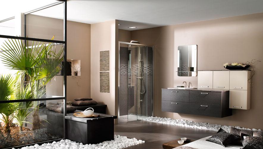 Composer la salle de bains qui vous ressemble inspiration bain - Delpha salle de bain ...
