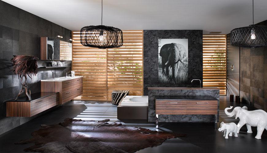 Influences d'Aujourd'hui de Delpha. Meubles de salle de bains. Faire sa salle de bains.