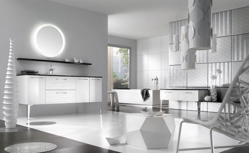 composer la salle de bains qui vous ressemble inspiration bain. Black Bedroom Furniture Sets. Home Design Ideas