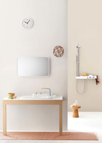 Axor Bouroullec d'Axor, meubles de salle de bains, collection de salle de bains, ligne de salle de bains