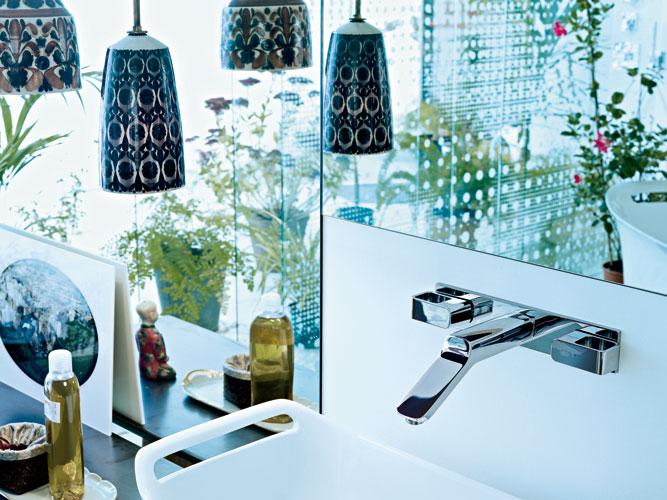 Axor Urquiola d'Hansgrohe, robinet de salle de bains