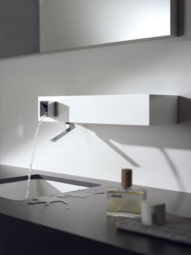 IAM de Dornbracht, robinet de salle de bains