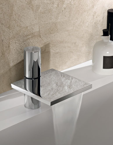 Milano de Fantini, robinet de salle de bains