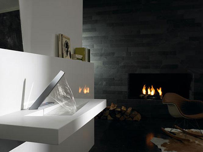 Hansalatrava Robinetterie électronique et Hansalatrava Minacor Vasque de Hansa, robinet de salle de bains