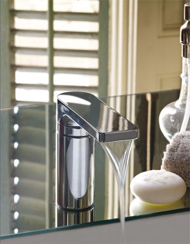 Arola de Ramon Soler, robinet de salle de bains
