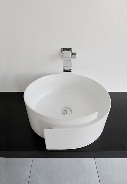 Roll de Flaminia, vasque de salle de bains,
