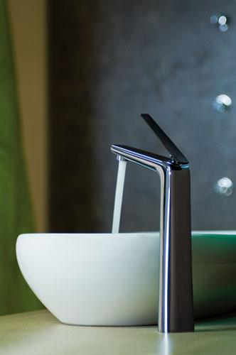 LOTH2O de Webert, robinet de salle de bains