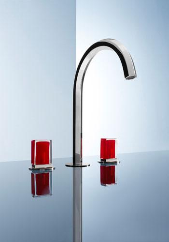 Venezia de Fantini, robinets de salle de bains, robinetterie, Fantini