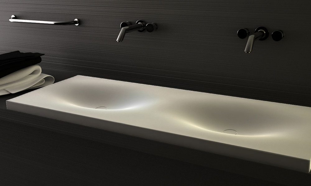 Cocoon de Vaskeo, vasques, lavabos