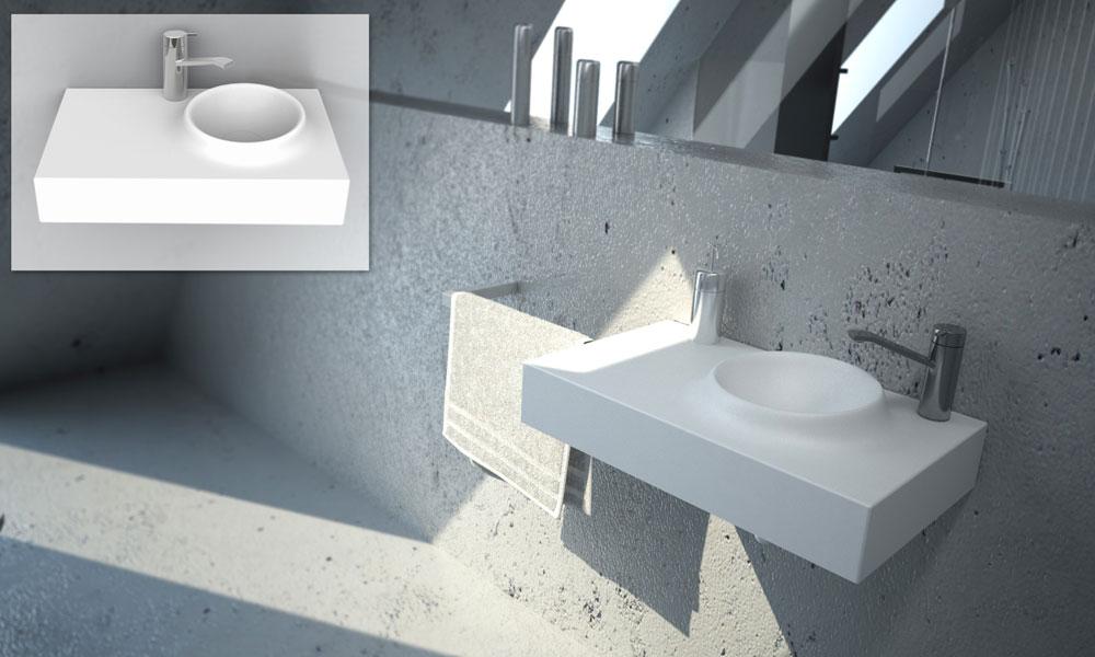 Volkeo de Vaskeo, vasques, lavabos