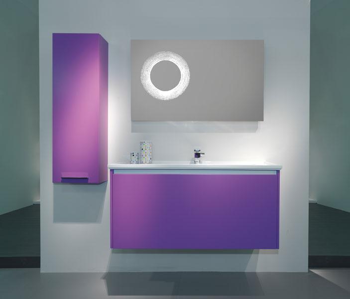 Stocco, miroir de salle de bains, miroir lumineux