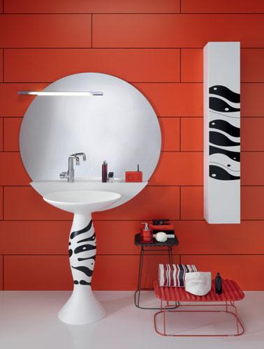 Tao de Regia-lavabo de salle de bains-vasque