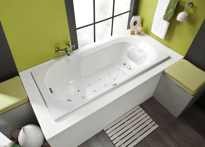 Baignoire Te Atsu® Air Plus d'Aquarine-baignoire balnéo