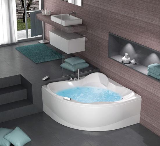 Baignoire Duetto de Grandform-baignoire balnéo