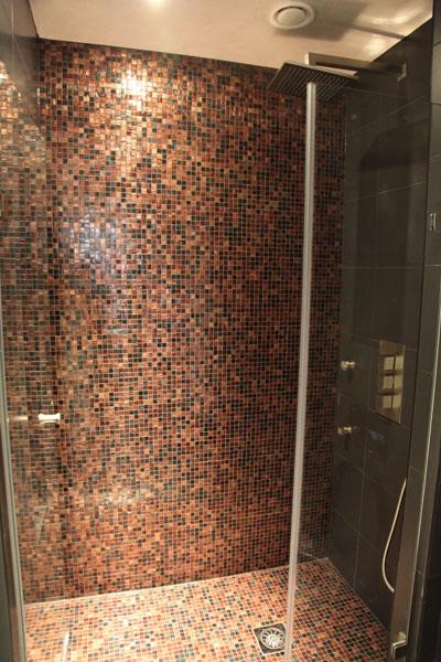 Niche Pour Douche : Une salle de bains orientale inspiration bain