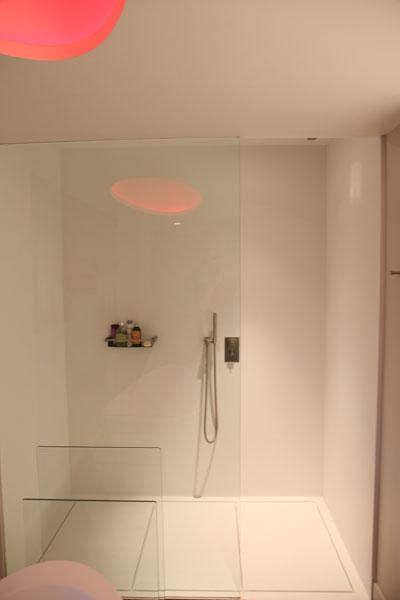 chambre bains