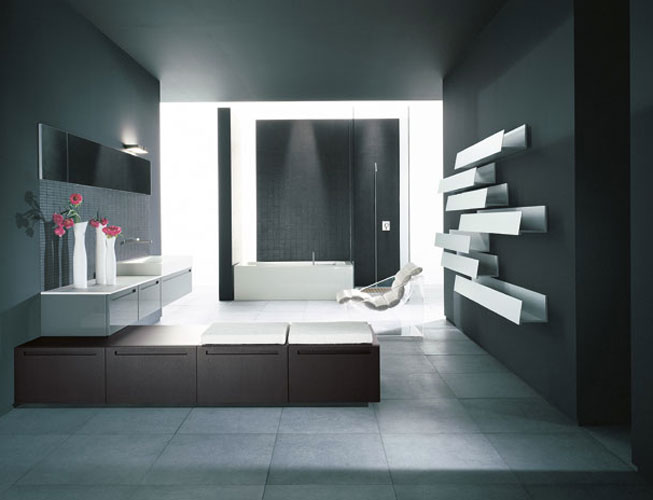 Une salle de bains épurée | Inspiration bain
