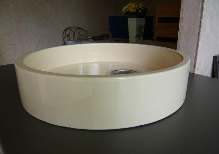 plan de toilette-pierre de lave