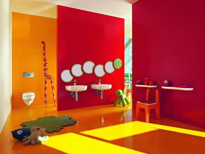 Salle De Bain Enfant Coloree - onestopcolorado.com -