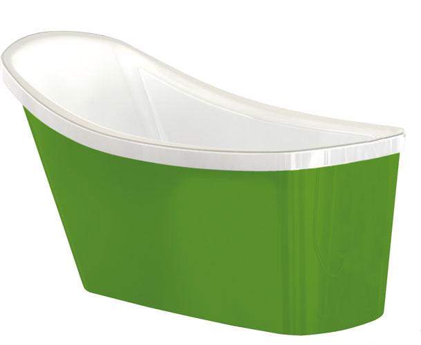 Baignoire Cabriolet de Jacuzzi-baignoire de couleur