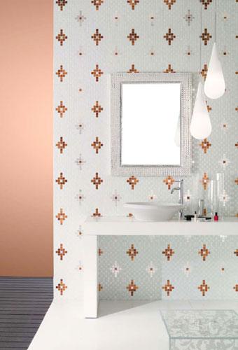 Collection Classic de Trend-mosaïque-salle de bains