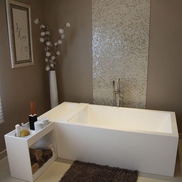 salle de bain zen inspiration bain. Black Bedroom Furniture Sets. Home Design Ideas