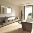 Une salle de bains au design inédit