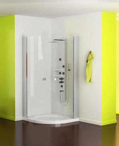 Dix id es pour petites salles de bains inspiration bain for Baignoire petite profondeur