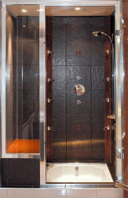 douche hydro - cabine de douche sur mesure