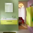Rangements pour petite salle de bains