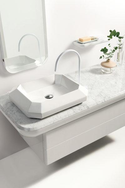 Hayon Collection de Bisazza-salle de bains design