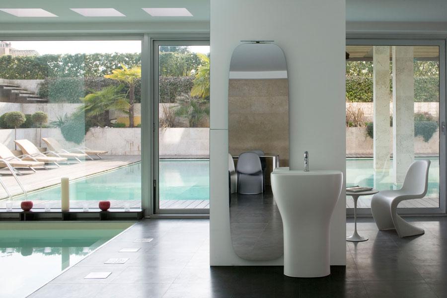 vasque-Genesis de Globo