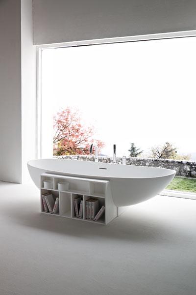 Rexa-baignoire bibliothèque
