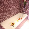 Une salle de bains pour petite princesse