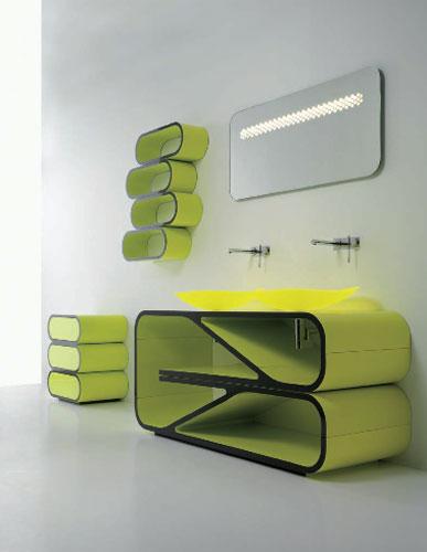 Atmosfera d'Il Bagni Bandini-salle de bains design