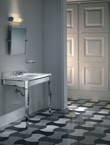 Devon & Devon-salle de bains rétro