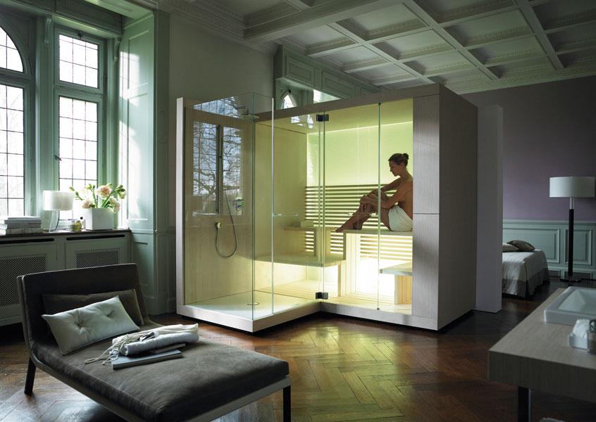 sauna-Inipi de Duravit