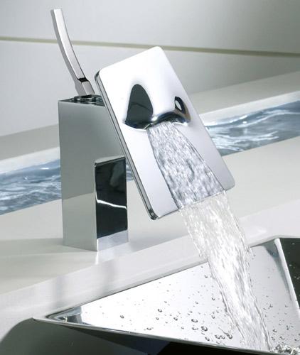 Sélection 2011 des robinets design pour styliser sa salle de bains