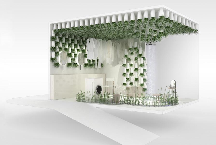 bient t le salon id obain 2012 inspiration bain. Black Bedroom Furniture Sets. Home Design Ideas