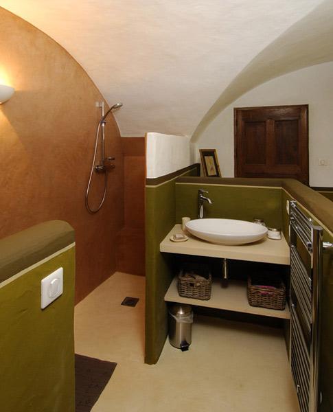 le b ton cir de rouviere inspiration bain. Black Bedroom Furniture Sets. Home Design Ideas