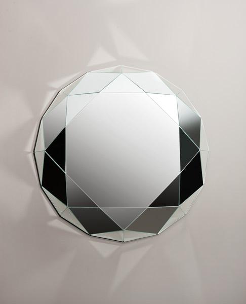 un miroir diamant pour lavabo unique inspiration bain